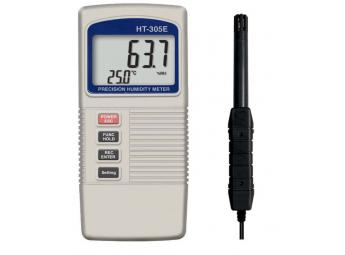 DIGITAL HUMIDITY METER WITH THERMOMETER