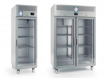 Blood Bank refrigerated cabinets