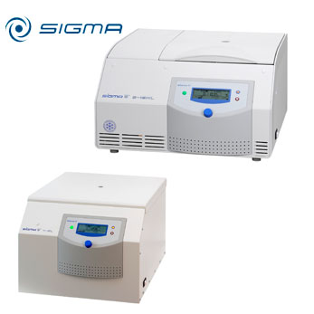 Sigma centrifuges