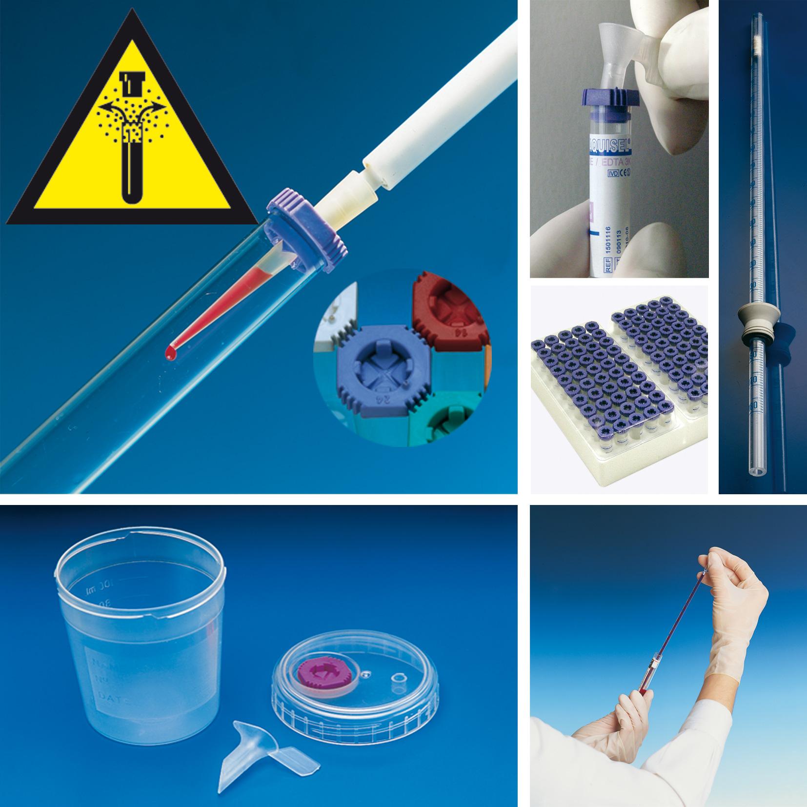 Aquisel, single-use IVD products.