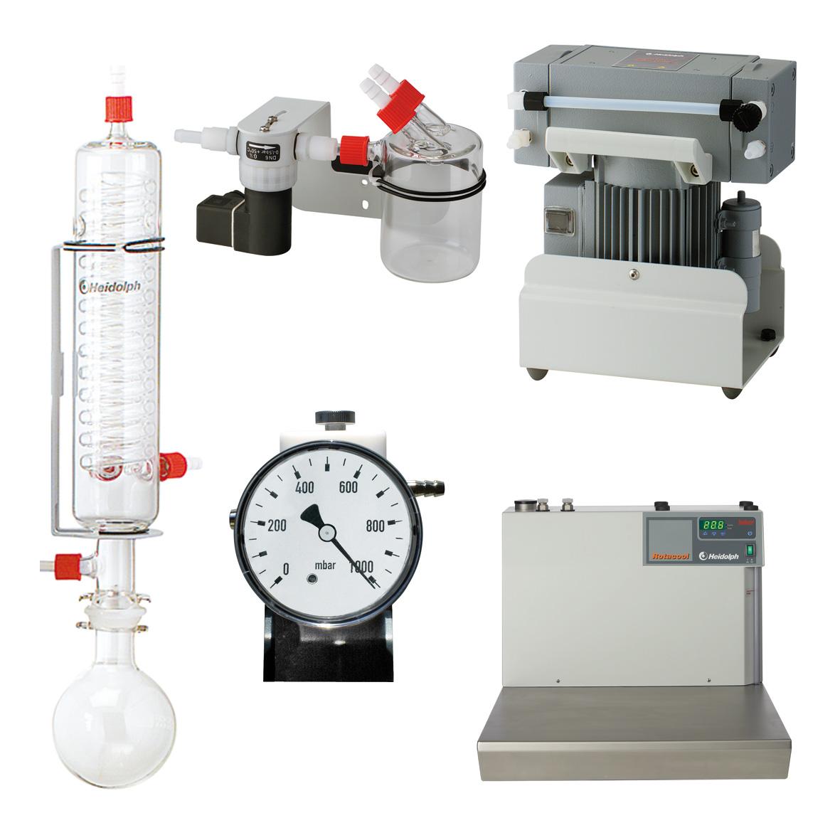 Accessories for evaporators.