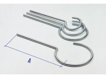 OPEN RING RETORT SUPPORTS