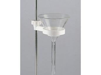 DECANTING FLASK SUPPORT WITH BOSSHEAD