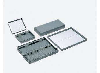 STORAGE BOX FOR SLIDES OF 26 x 76 mm