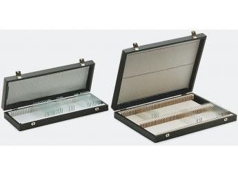 SLIDE BOX FOR STORING 26 x 76 mm SLIDES