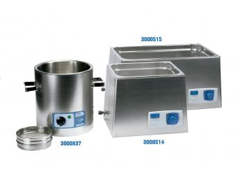 """Ultrasonic cleaning baths """"Ultrasons"""" without heating"""