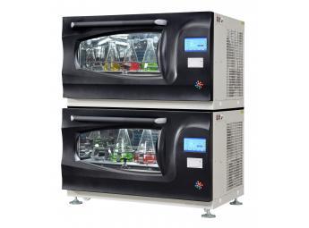Stackable high volume orbital shaker incubators ZHP-2012