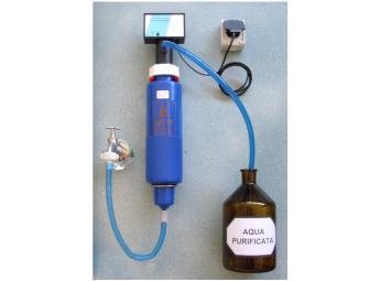 """Desmineralizadores Integrales """"Lab-Ion L-2 """" 4 diodos"""