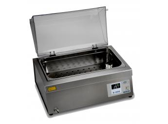 """Water and oil baths """"Precisdig"""" with or without anti-evaporation folding lid"""