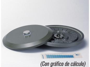 Angle rotor